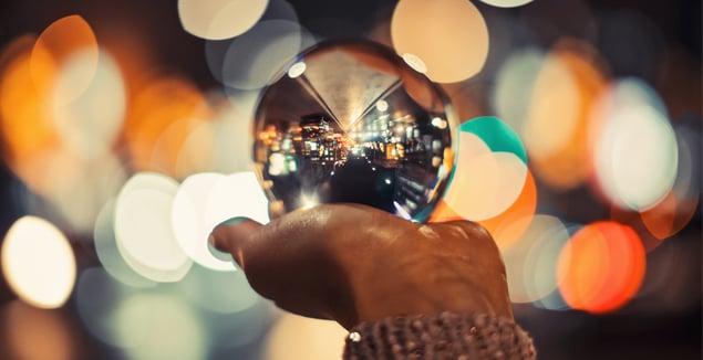 Crystal ball blog