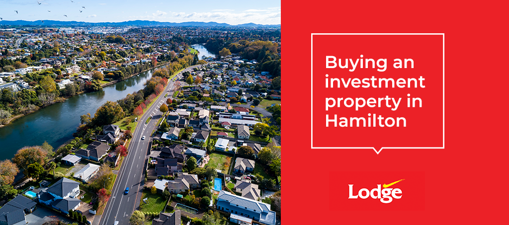 Buying an investment property in Hamilton